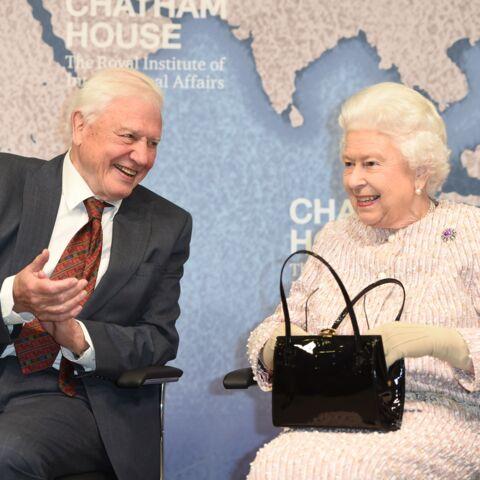 PHOTOS – Elizabeth II fait bonne figure… une heure après le retrait du prince Andrew de la vie publique