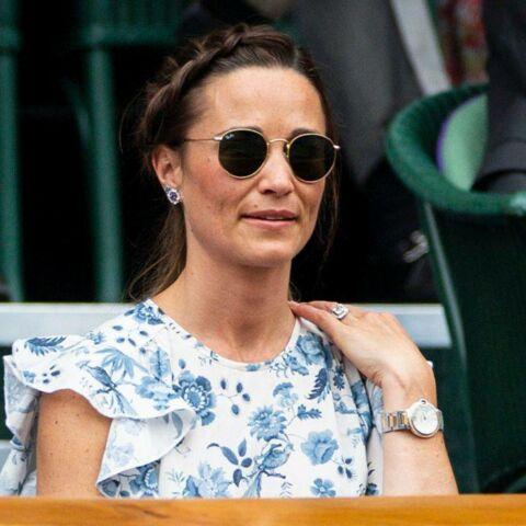 Pippa Middleton s'inspire de sa soeur Kate Middleton pour un look réussi