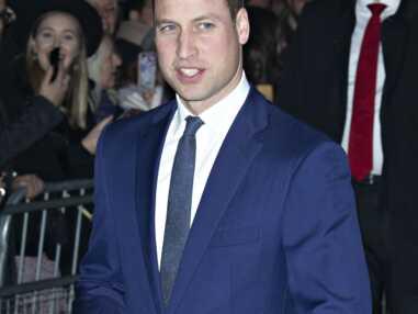 PHOTOS - Kate Middleton restée auprès des enfants, William a assuré les obligations royales avec classe
