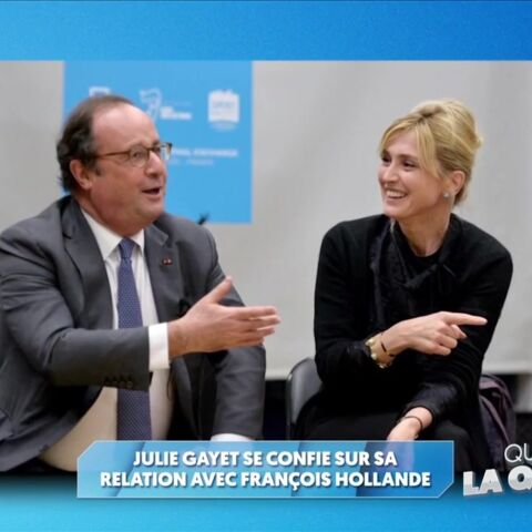 VIDÉO – Julie Gayet amoureuse de François Hollande: cette chroniqueuse de TPMP était au courant avant tout le monde!