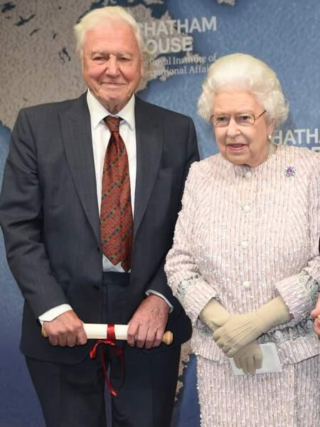Le 20 novembre marque aussi le 72ème anniversaire de mariage de Sa Majesté avec le prince Philip