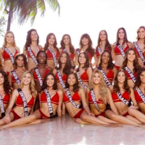 PHOTOS – Miss France 2020: découvrez les 30 candidates en maillot de bain