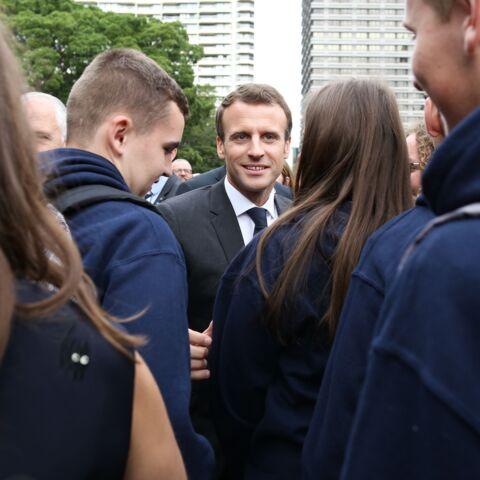 Emmanuel Macron va retrouver son père et son demi-frère à Amiens