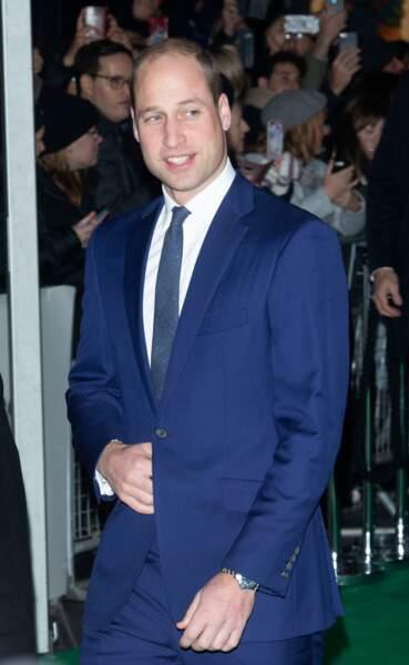 Le prince William devait assister aux Tusk Conservation Awards avec Kate Middleton, mais elle a dû décommander à la dernière minute