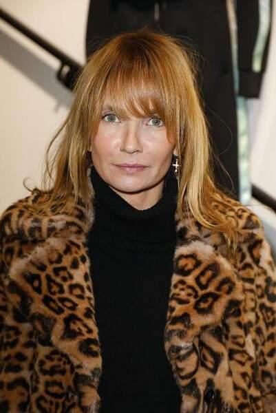 Axelle Lafont était aussi présente à la soirée Disco PAROSH.