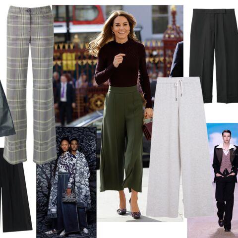 PHOTOS – Où trouver une jupe-culotte comme Kate Middleton, la tendance de cet hiver 2019?