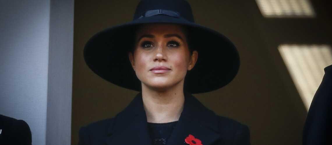 Meghan Markle rate encore une occasion de se faire bien voir d'Elizabeth II