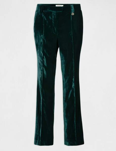 Pantalon en velours, 65 €, Morgan.