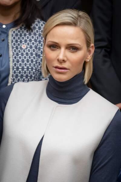 """Le blond """"bébé"""" de Charlène de Monaco"""
