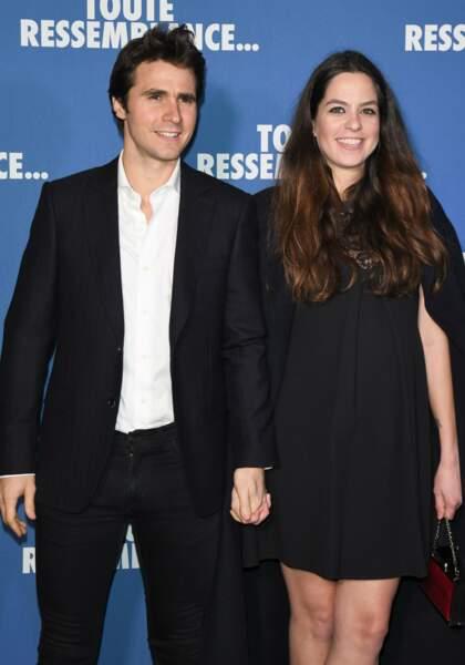 Anouchka Delon et son chéri Julien Dereims attendent leur premier enfant.