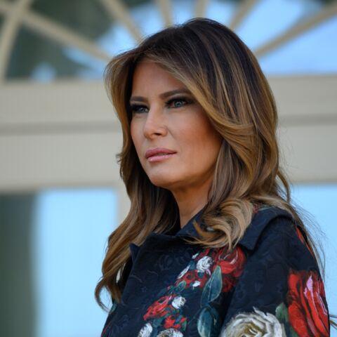 Melania Trump ne fait pas mystère de ses difficultés à endosser le costume de First Lady