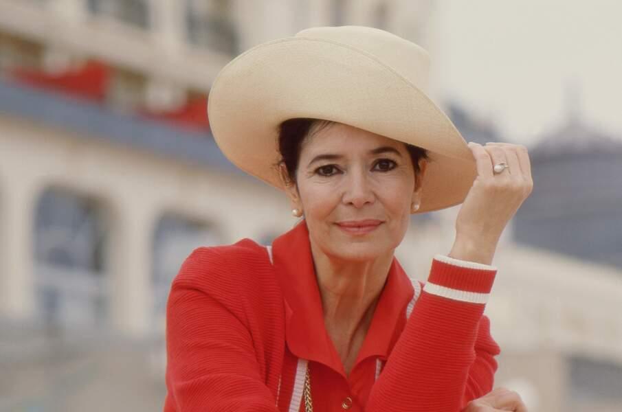 """Marie-José Nat, figure du cinéma français des années 60 et 70, est décédée des suites """"d'une longue maladie"""" le 10 octobre."""