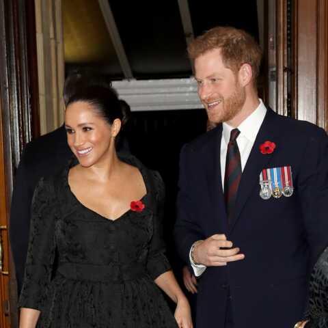PHOTOS – Meghan Markle et le prince Harry célèbrent leurs deux ans de fiançailles