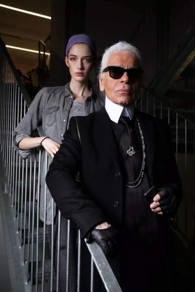 Karl Lagerfeld est mort le 19 février à 85 ans. Surnommé le Kaiser, il était directeur artistique de la maison Chanel depuis 36 ans.