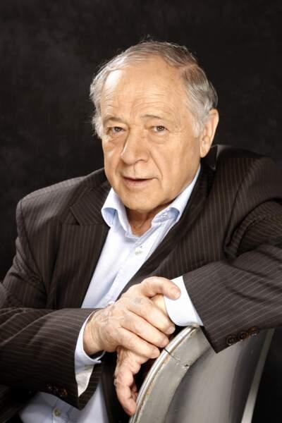 Le journaliste sportif Eugène Saccomano est mort le 7 octobre. Il a commenté avec passion pendant des dizaines d'années les matchs de football.