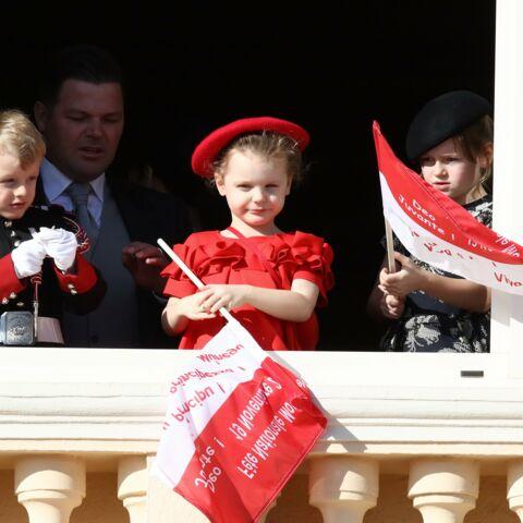 Gabriella de Monaco initiée à la mode par sa mère Charlene