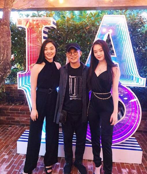 Jane Li est la fille du célèbre acteur et champion de kungfu Jet Li. Elle participera également au prochain bal des débutantes de 2019.