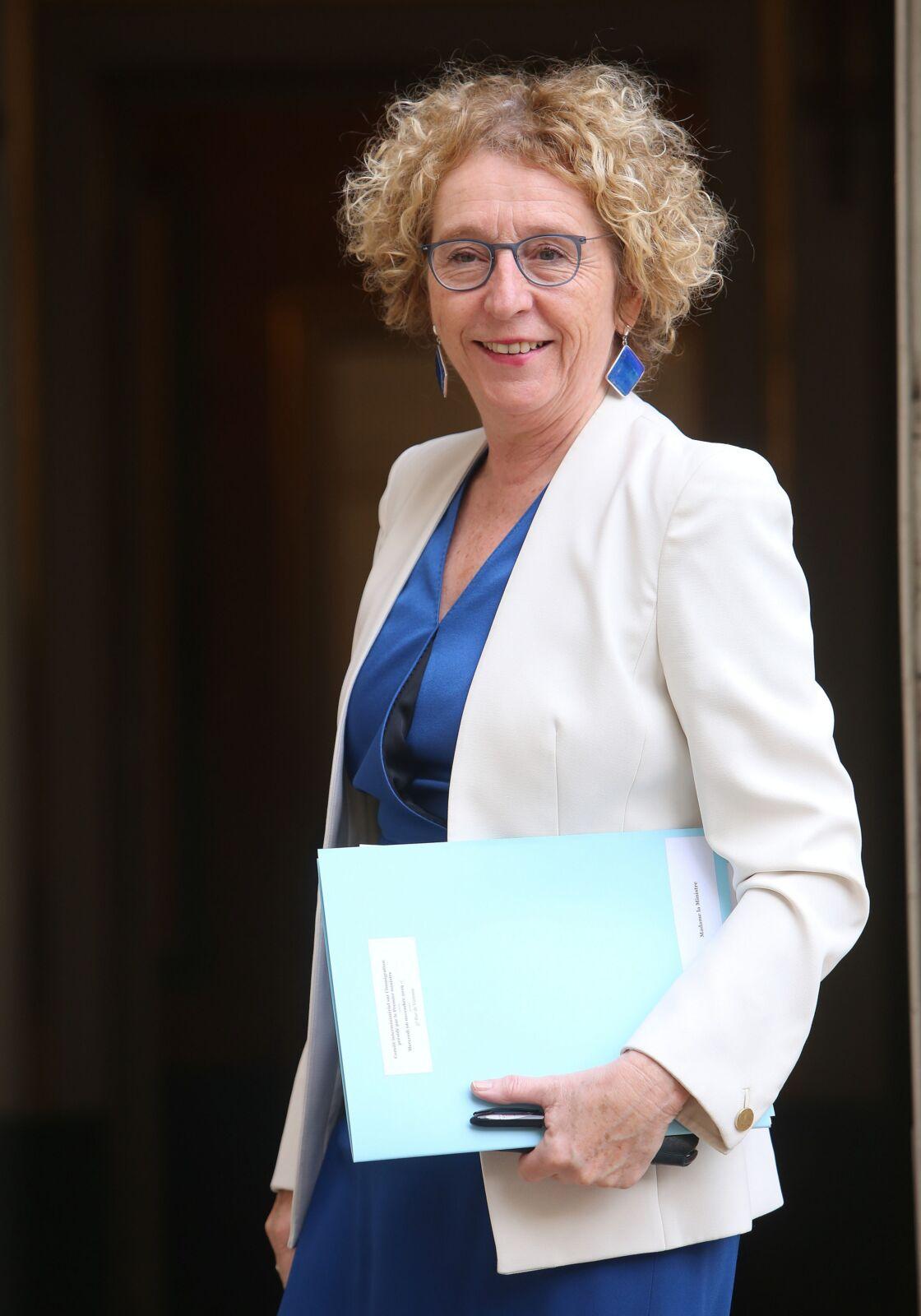 Muriel Pénicaud, à l'hôtel de Matignon à Paris le 6 novembre 2019.