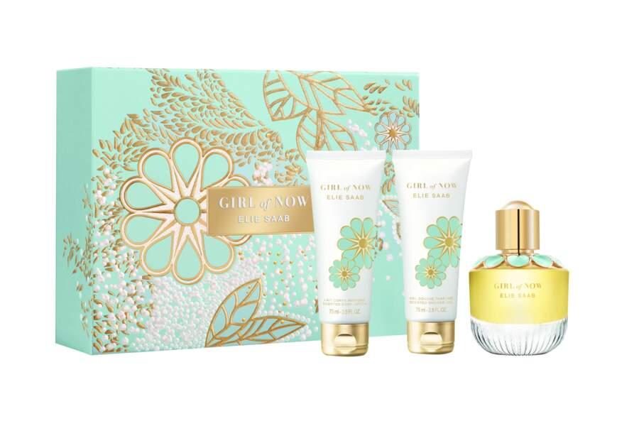 "Coffret de parfum ""Girl Of Now Forever"", Elie Saab, 88€ chez Sephora"