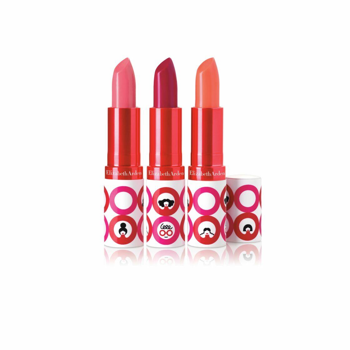 Les nouveaux baumes protecteurs pour les lèvres sont translucides et teintés.