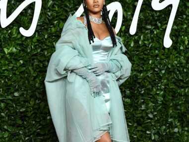 """Photos - Rihanna, Julia Roberts, Chiara Ferragni et Cate Blanchett resplendissantes et stylées au """"Fashion Awards 2019"""" de Londres"""