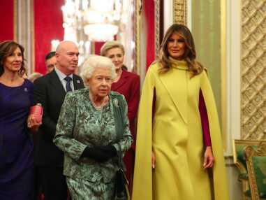 PHOTOS - Kate Middleton éclipsée par Melania Trump et son incroyable tenue