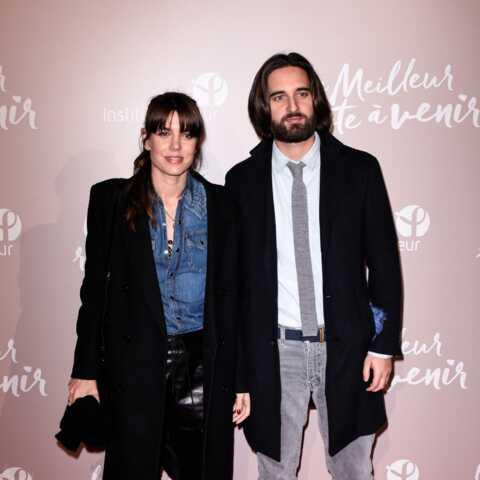 PHOTOS – Charlotte Casiraghi et Dimitri Rassam amoureux: rare apparition publique pour les jeunes mariés