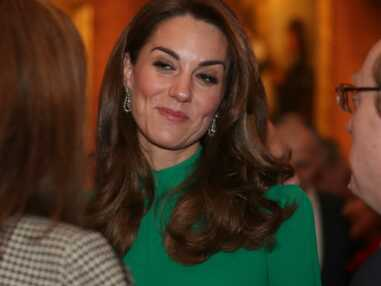 PHOTOS - Kate Middleton accro aux robes vertes