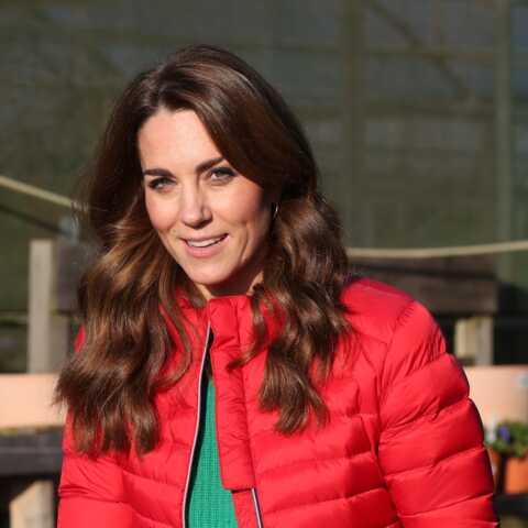 PHOTOS – Kate Middleton tout-terrain: sa virée dans une ferme, après avoir brillé à Buckingham