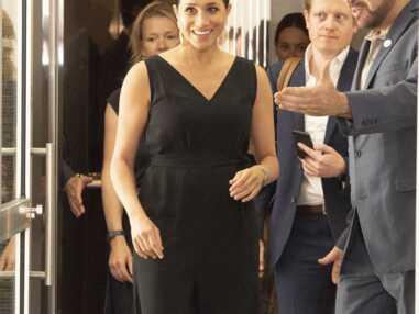 PHOTOS - Comme Letizia d'Espagne, Amal Clooney et Meghan Markle, on adopte la combipantalon pour les fêtes !