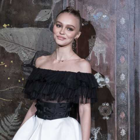 PHOTOS – Lily-Rose Depp et Vanessa Paradis font sensation chez Chanel