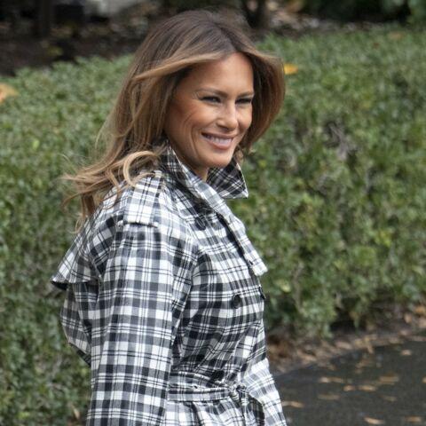 PHOTOS – Melania Trump dépensière: découvrez ses manteaux les plus chers