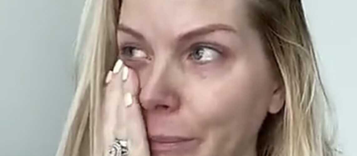 « Du sang est sorti de sa bouche » : Jessica Thivenin, en larmes, raconte comment son fils Maylone a frôlé la mort