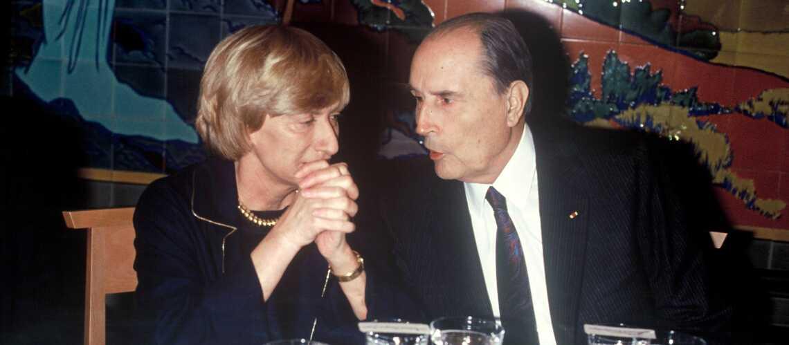 Quand François Mitterrand faisait rougir Françoise Sagan