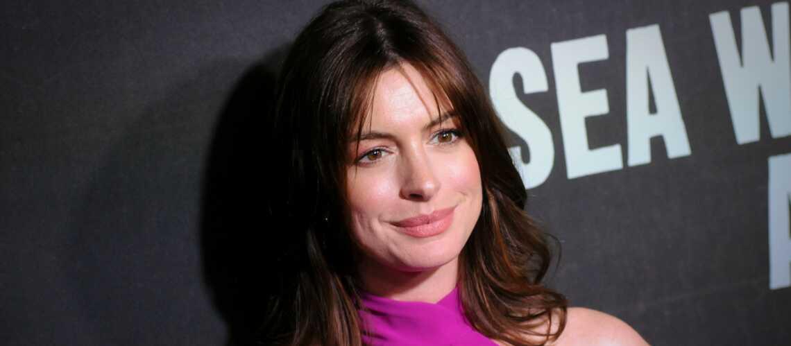 Anne Hathaway maman pour la deuxième fois : elle a accouché!
