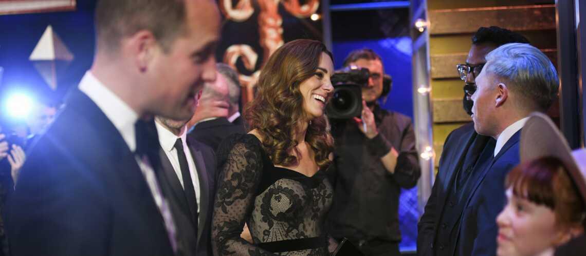 Kate Middleton et William, privés d'intimité par leurs enfants? Cette blague qui les a fait rire