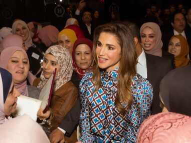 PHOTOS - Rania de Jordanie véritable reine du style