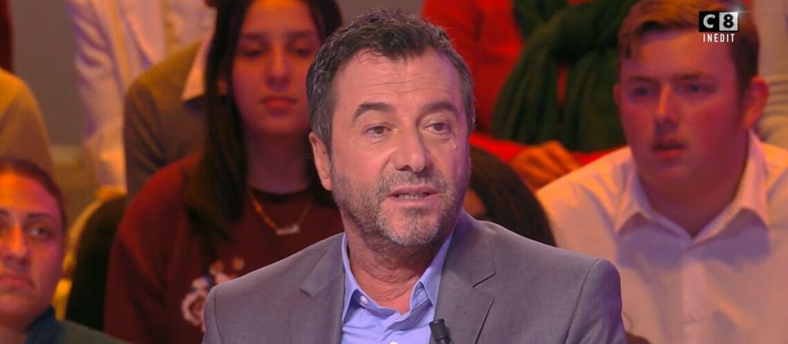 VIDÉO – Adeline Blondieau quitte en direct le plateau de TPMP, Bernard Montiel explique pourquoi