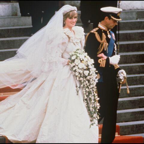 PHOTOS – Meghan Markle, Charlotte Casiraghi, Diana…: les petites histoires des mariages royaux