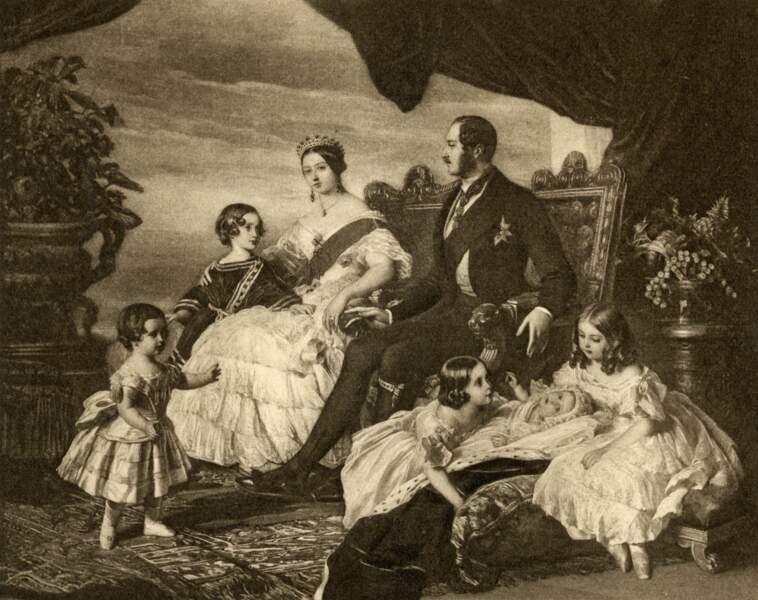 Le 10 février 1840, la reine Victoria épousait son cousin le prince Albert de Saxe-Cobourg-Gotha. Un mariage qui a lancé une tradition.