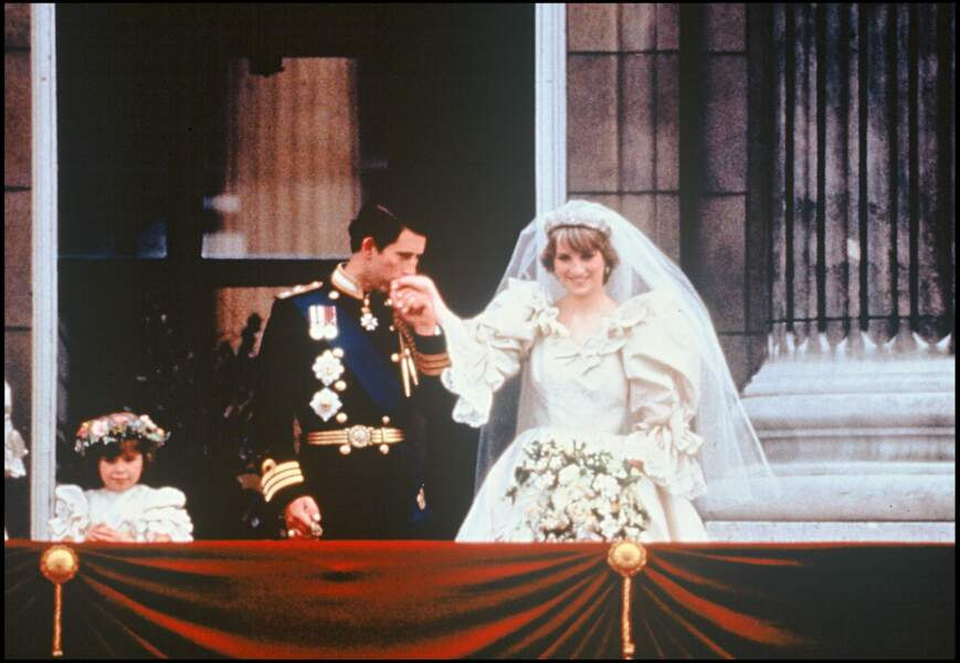 Quand Diana oublie le prénom de Charles lors de l'échange des anneaux...