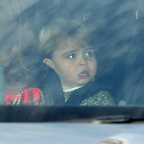 PHOTOS – Le prince Louis a encore changé et arbore une craquante coupe au bol
