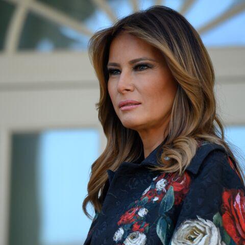 PHOTOS – Melania Trump fashionista: sa garde-robe estimée à plus de 230 000 € en 2019!