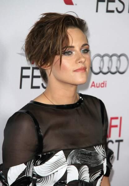 La coupe au bol ébouriffée comme Kristen Stewart.