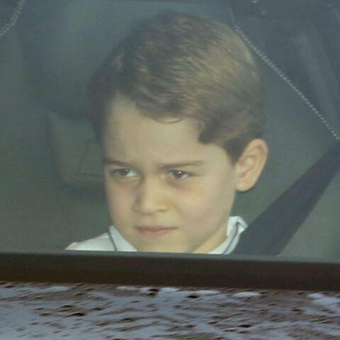 Le prince William a-t-il mis la sécurité de George en danger? Le point sur leur dernière sortie en voiture