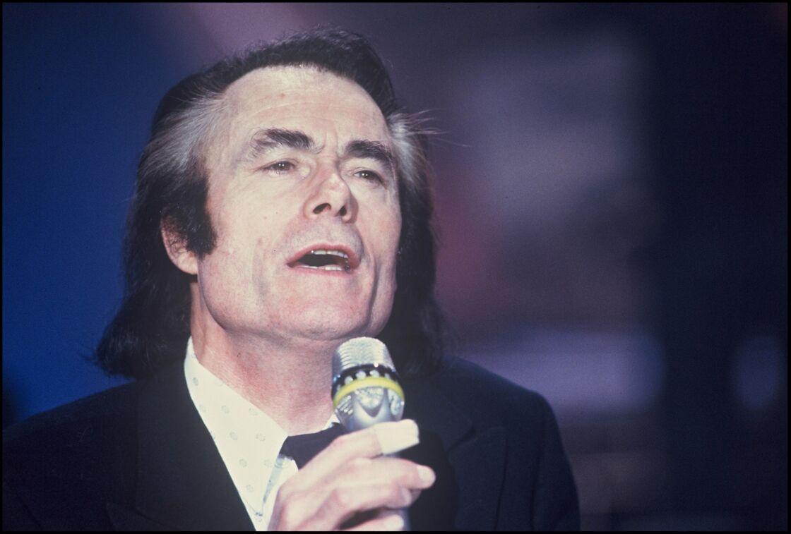 Alain Barrière, invité de l'émission