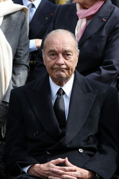 Jacques Chirac et sa mort
