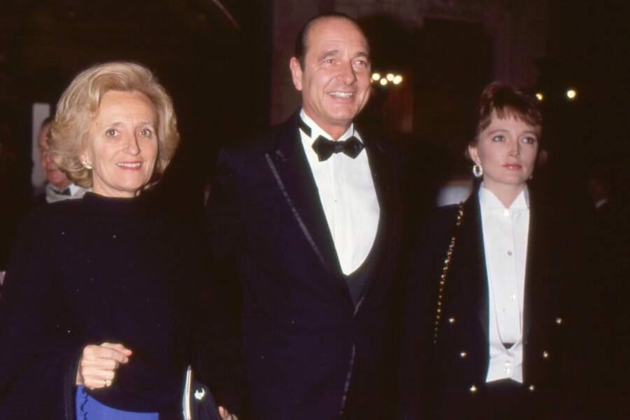 Jacques Chirac et son enfant caché