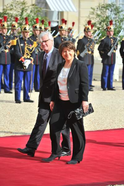 "Martine Aubry et son mari ""islamiste"""