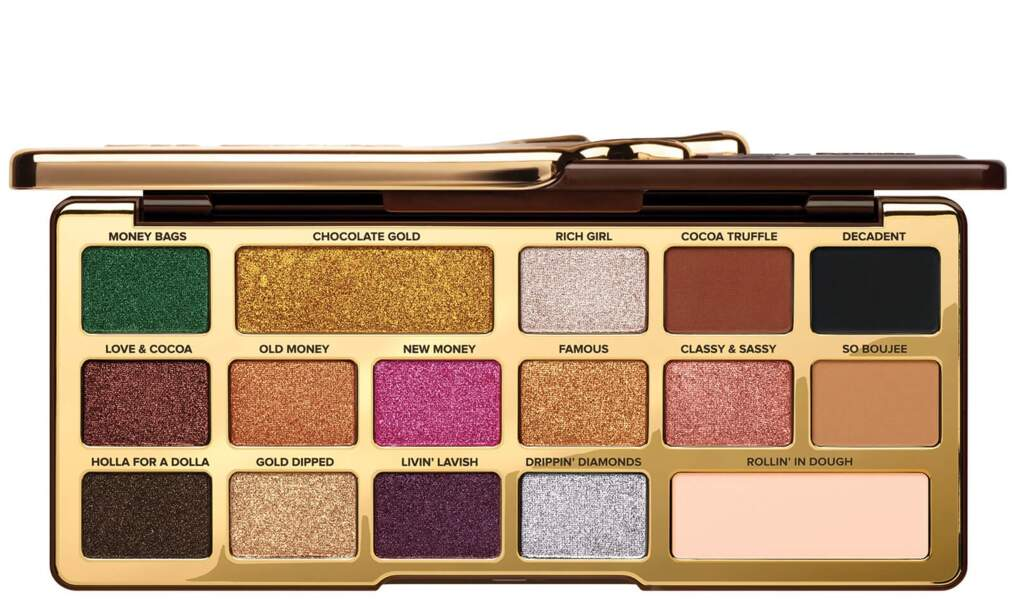 Palette Chocolate Gold, Too Faced, 49,90€